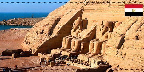 أماكن سياحية - معبد ابو سمبل
