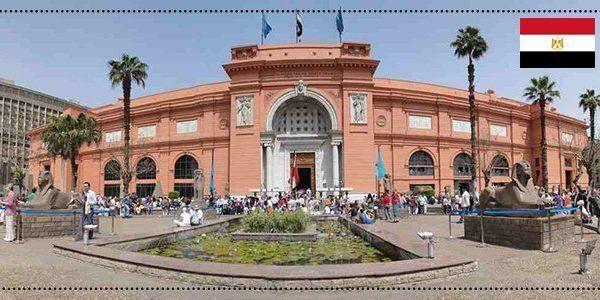 أماكن سياحية - المتحف المصري