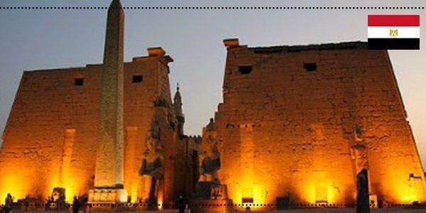 معبد الكرنك بمصر