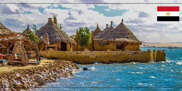 أماكن سياحية - واحة سيوة