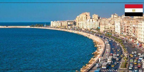 أماكن سياحية - كورنيش الاسكندرية
