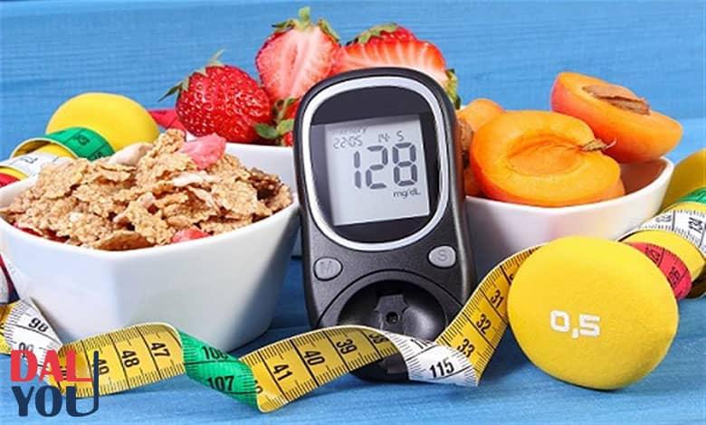 بعض نصائح الطعام لمرضى السكري